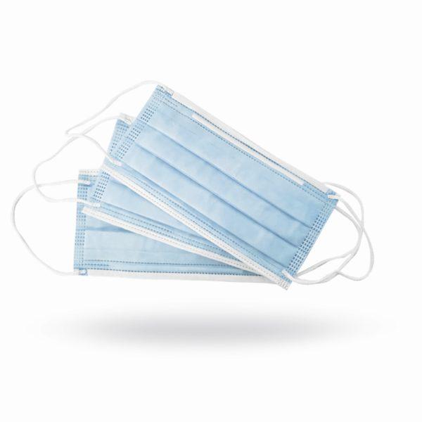 Gesichtsmasken Mund-Nasen-Schutzmasken Typ IIR nach EN14683